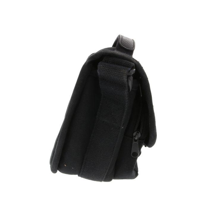 Domke F-9 JD Shoulder Bag Black Small Canvas 8.75X6X9\
