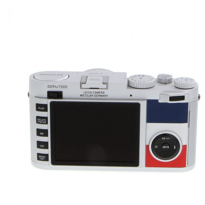 Leica X TYP 113 Moncler Edition Digital Camera {16.2 M/P}