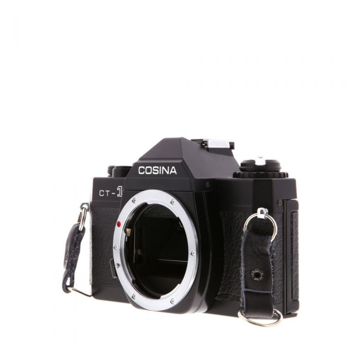 Cosina CT-1 Black 35mm Camera Body