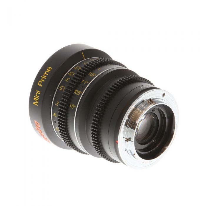 Veydra 25mm T2.2 Mini Prime Manual Focus, Manual Aperture Lens in Feet For Sony E Mount {77}