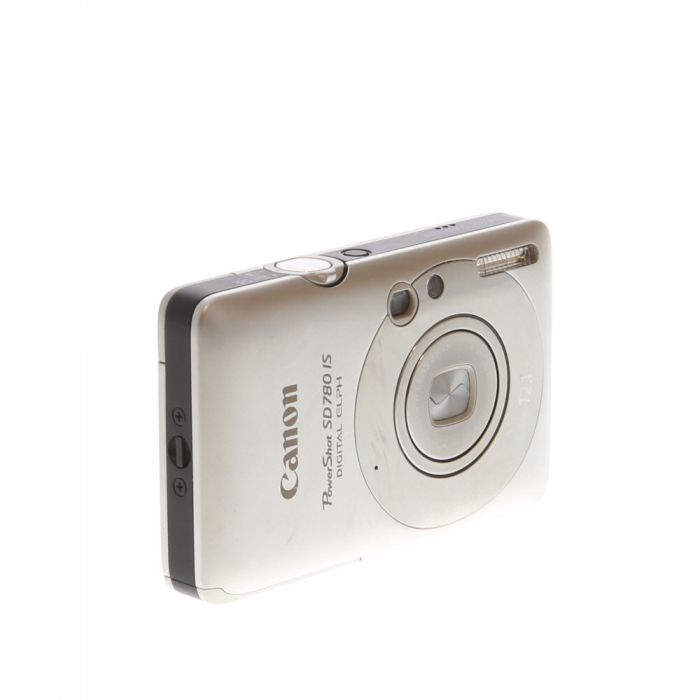 Canon Powershot SD780 IS Gold Digital Camera {12.1 M/P}