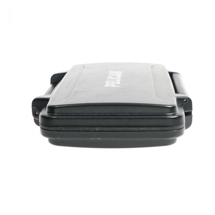 Pelican 0945 Memory Card Case (Holds 6 Compact Flash Cards)