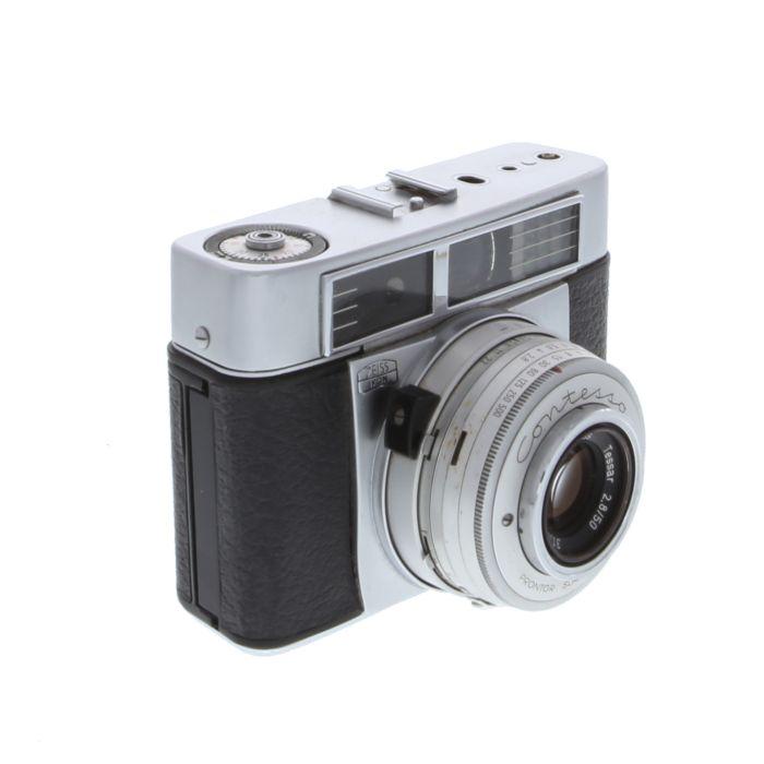 Zeiss Contessa Prontor SLK Spezial Camera with 50mm F/2.8 Tessar