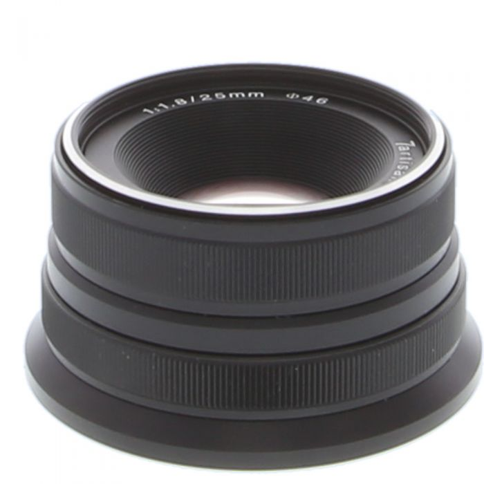 7artisans / DJ Optical 25mm F/1.8 Manual Lens for Micro Four Thirds System {46}