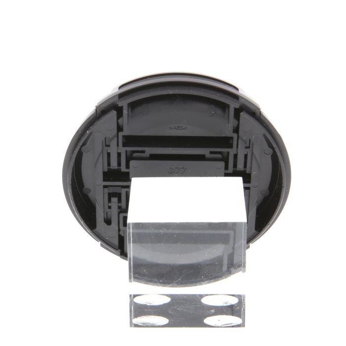 Fujifilm 77mm Inside Squeeze Front Lens Cap