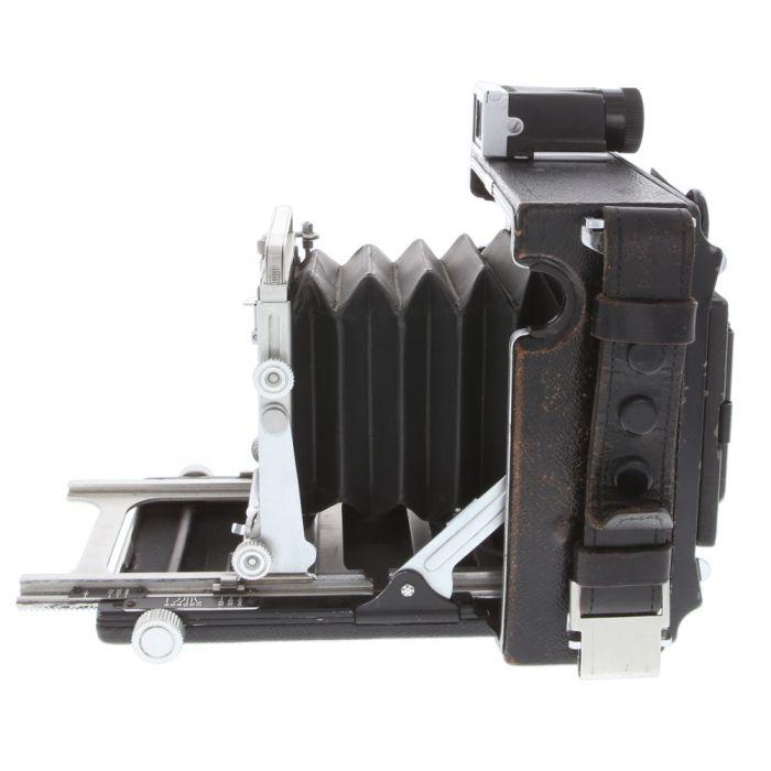 Graflex 2X3 Crown Graphic with Top Viewfinder (No Rangefinder) Graflok Back