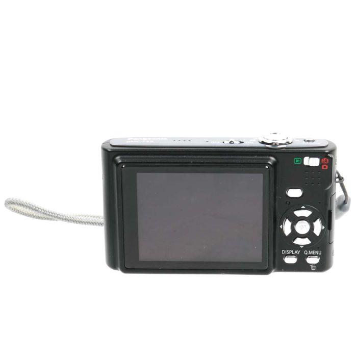 Panasonic Lumix DMC-FS5 Black Digital Camera {10.1 M/P}