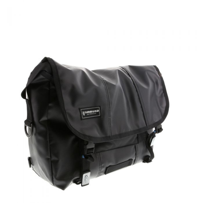 Timbuk2 Classic Messenger Bag Unicolor Small, Black, 10.6x16.1x5.1\