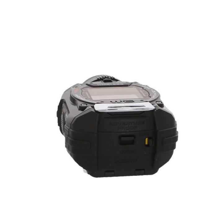 Ricoh WG-M1 Action Digital Camera, Black {14 M/P}