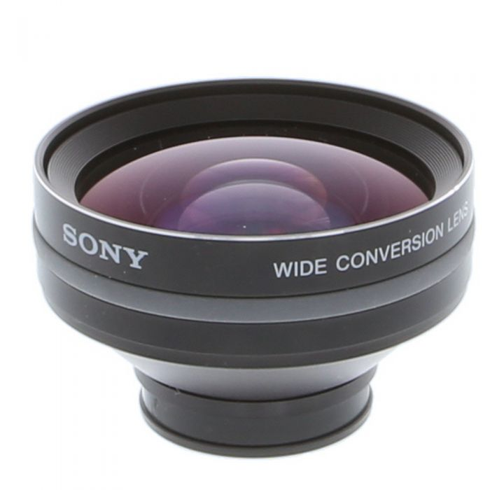 Sony VCL-HG0730A Wide Conversion Lens x0.7 (30mm Mount)