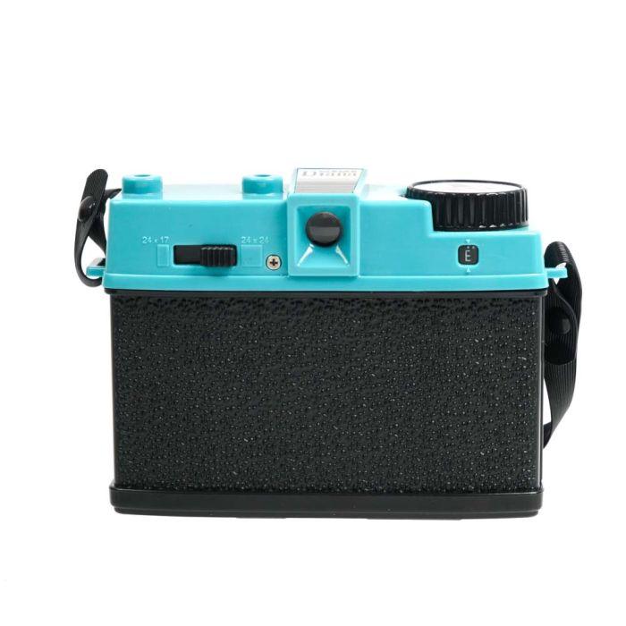 Lomography Diana Mini Blue/Black 35mm Camera