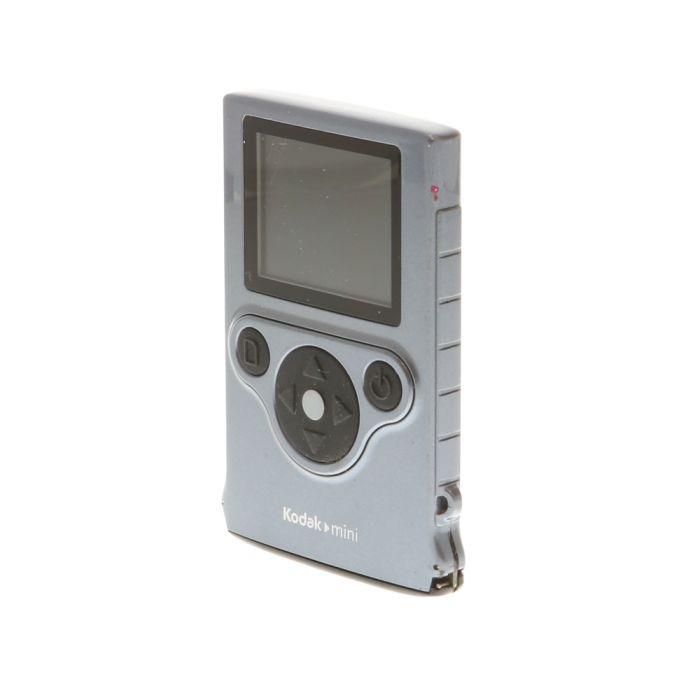 Kodak Mini Zm1 Gray Digital Video Camera