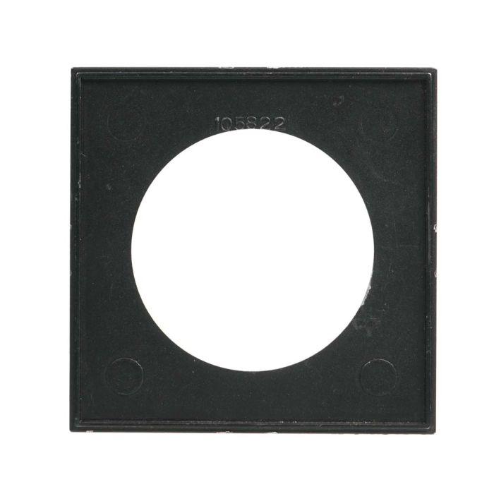 Calumet 4X5 (4X4) 67 Hole Gray Lens Board