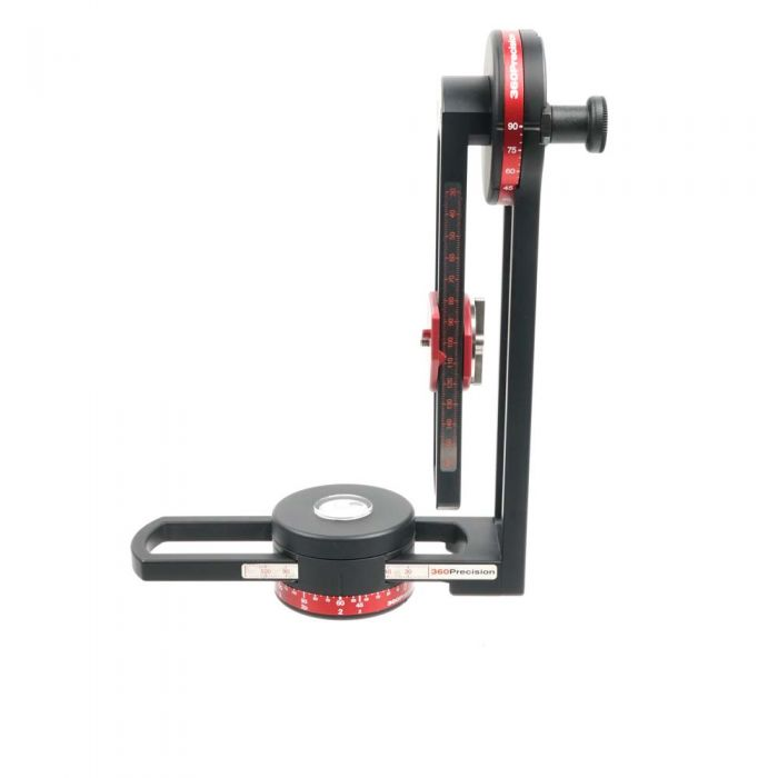 360Precision Adjuste With Plate (For Nikon D7100) Panoramic Tripod Head