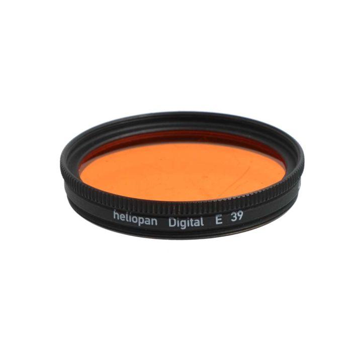 Heliopan 39mm Orange 4X -2 Digital Filter