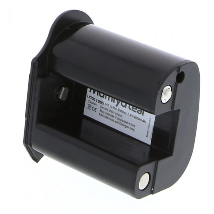 Mamiya Rechargeable Lithium-Ion Battery MK-2 (for 645DF/645DF+)