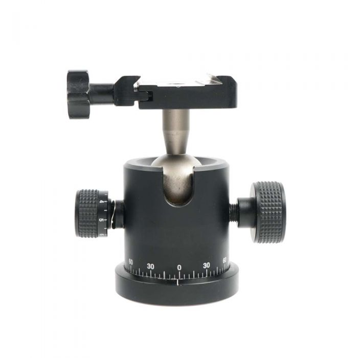 Giottos MH1000 Ball Head with 2 in. Knob Quick Release (Arca Style)