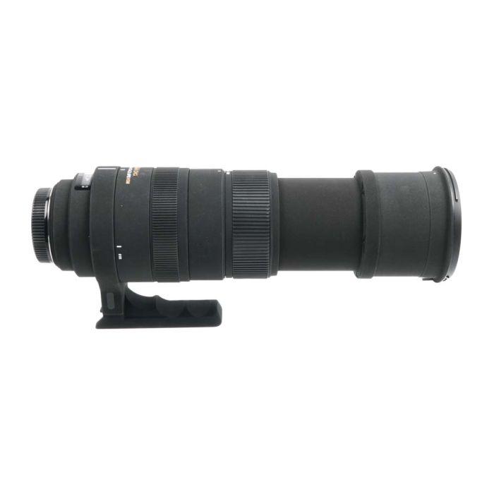Sigma 150-500mm f/5-6.3 APO DG HSM Lens for Sony Alpha {86}