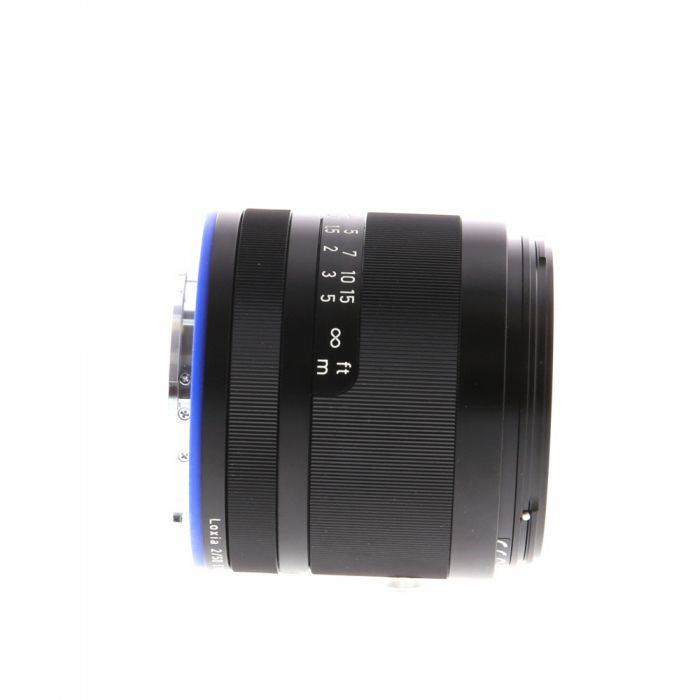 Zeiss Loxia 50mm f/2 Planar T* Manual Focus Lens for Sony FE Mount {52} without De-Click Tool