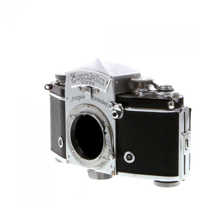 Exakta Varex VX Version 5 (DIN Scales) 35mm Camera Body With Prism Version 2