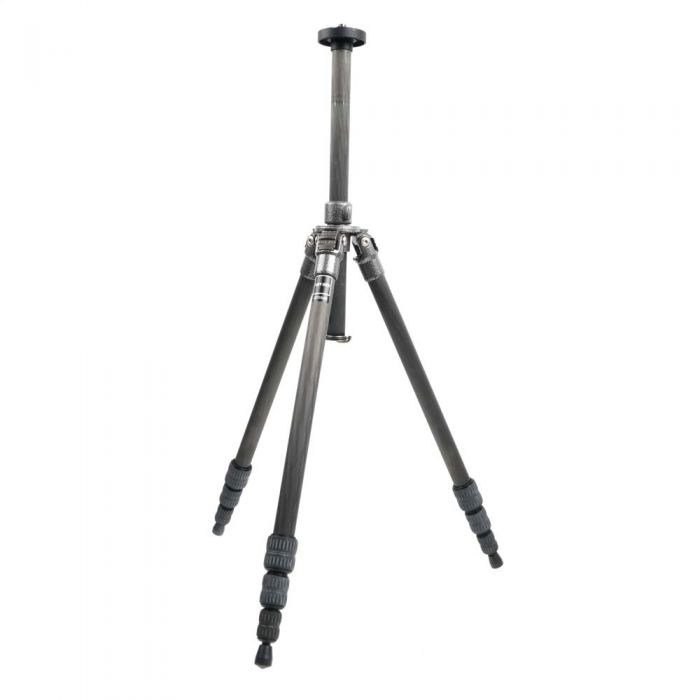 Gitzo GT0540 Mountaineer Carbon Fiber Tripod Legs, 4-Section, 18.9-55.9\