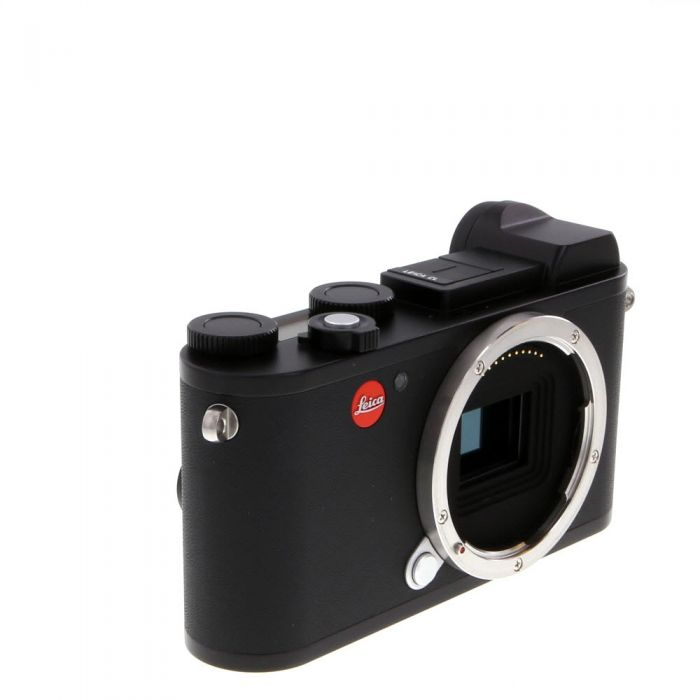 Leica CL (Type 7323) Mirrorless Digital Camera, Black {24 M/P} 19301
