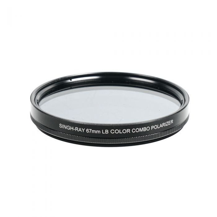 Singh-Ray 67mm LB Color Combo Polarizer