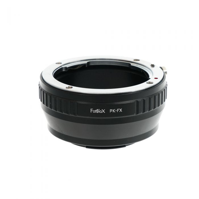 Fotodiox Adapter Pentax K Mount Lens To Fujifilm X-Mount Mirrorless