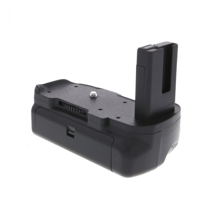 Vello Vertical Grip/Battery Holder BG-N13 for Nikon D5300 (EN-EL14/14A)