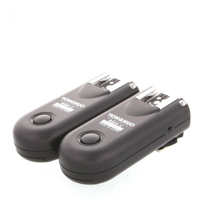 Yongnuo RF-603C II Wireless Flash Trigger Set for Canon Digital (Two Units)
