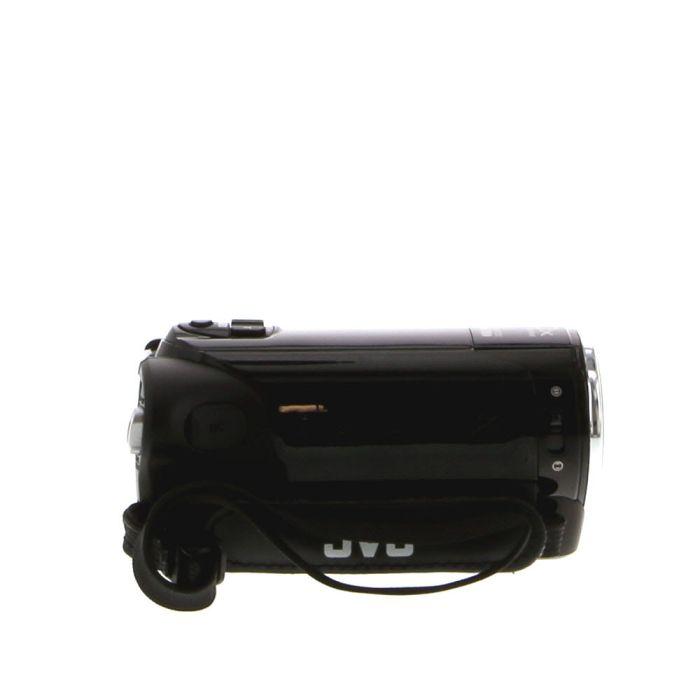JVC Everio GZ-HM40 Full HD Digital Camcorder, Black