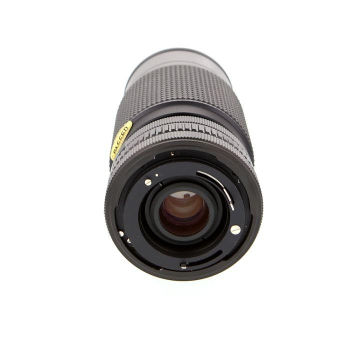 Tokura 80-200mm F/4.5 Macro Breech Lock FD Mount Lens {55}