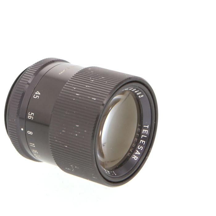 Telesar 150mm F/4.5 (39mm Mount) Enlarging Lens