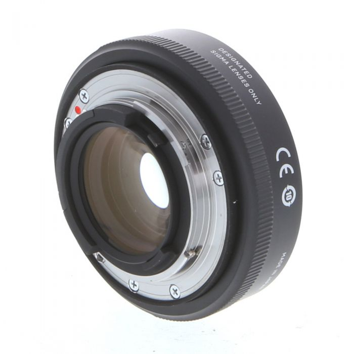 Sigma 1.4X TC-1401 Teleconverter (Limited Compatibility with Sigma Lenses) for Nikon