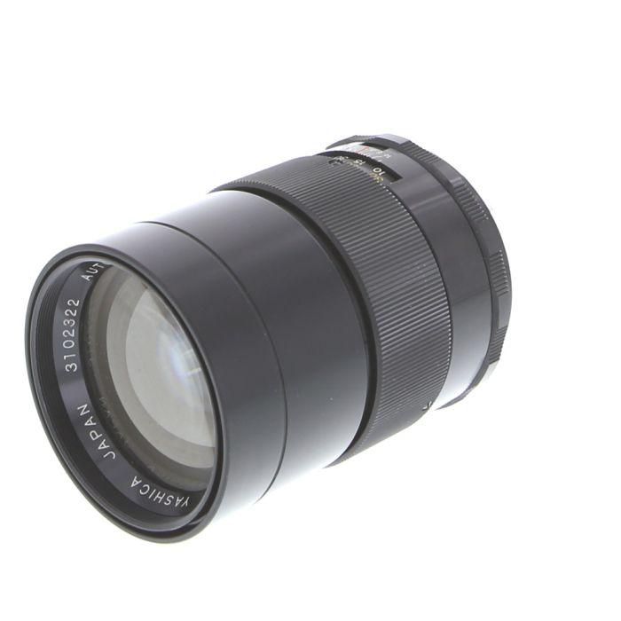 Yashica 135mm F/2.8 Yashinon-DX C/Y Mount Lens {55}