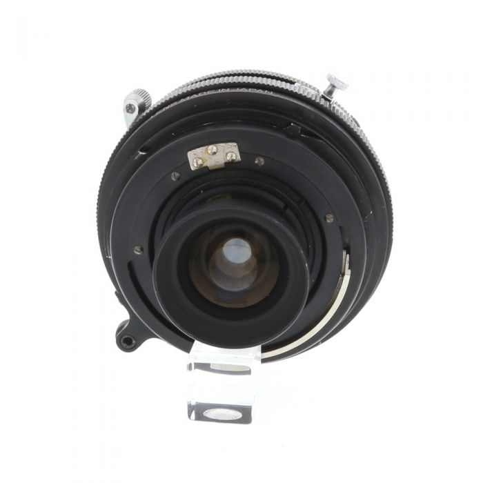 Mamiya Press 50mm f/6.3 Lens,Black {72} without Finder