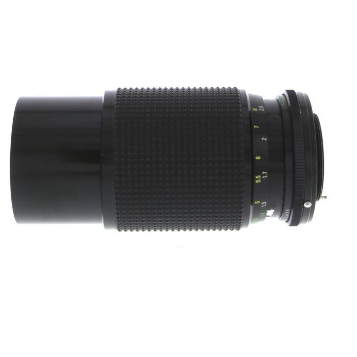 Star-D 80-200mm F/4.5 Macro M42 Screw Mount Manual Focus Lens {52}