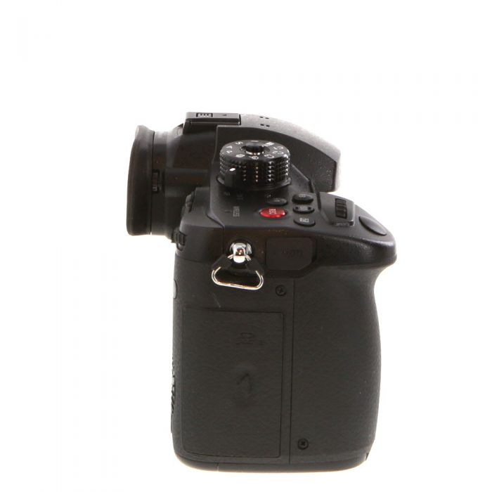 Panasonic Lumix DC-GH5S Mirrorless Micro Four Thirds Digital Camera Body, Black {10.28MP}