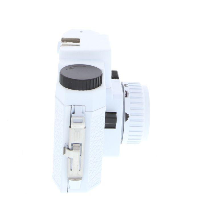 Lomography Holga 120 N Medium Format Camera, White (120 Film)