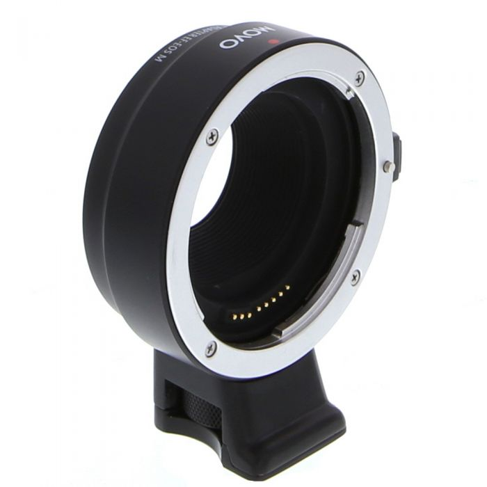 Movo Photo CTA-C EF-EOS M Adapter with Tripod Mount for EOS EF/EF-S Lens to EF-M Mount
