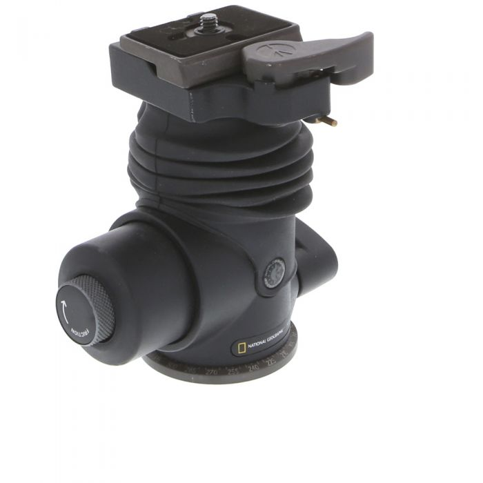 National Geographic NGEH1 Expedition Series Hydrostatic Ballhead with RC2 Lever Quick Release Clamp
