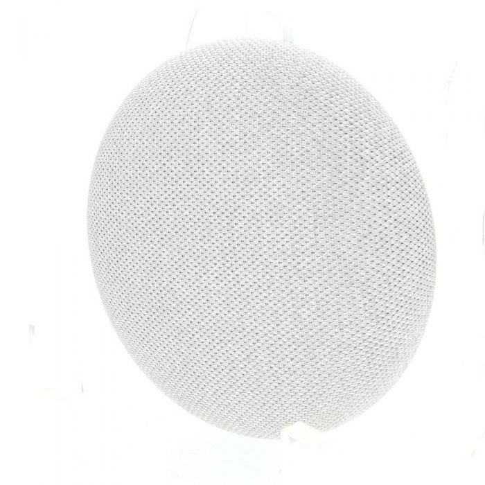 Google Home Mini, Chalk with AC Power Adapter