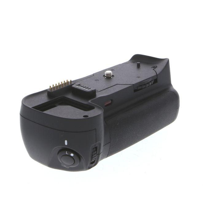 Miscellaneous Brand Vertical Grip/Battery Holder for Nikon D700