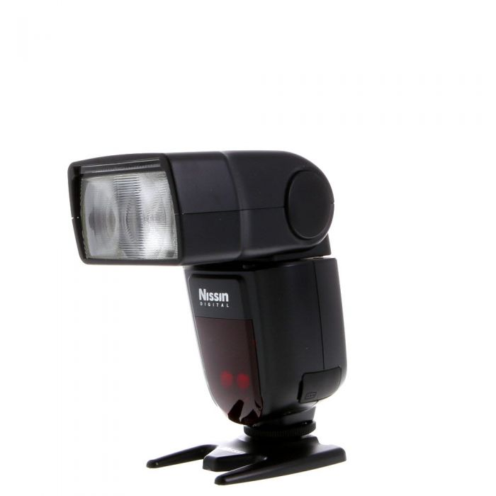 Nissin Di700A i-TTL Flash for Nikon Digital [GN177] {Bounce,Swivel,Zoom}