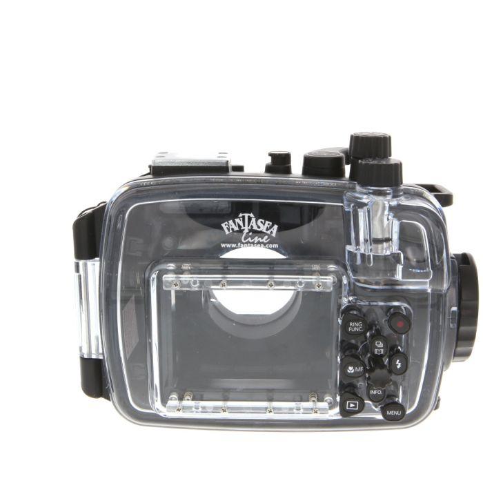 Fantasea Line FG7XII Waterproof Underwater Housing for Canon G7X II (Depth Rating: 200\')