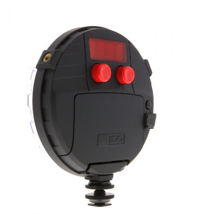 Rotolight NEO (RL-NEO) On-Camera Bi-Color LED Light (Requires 6/AA)