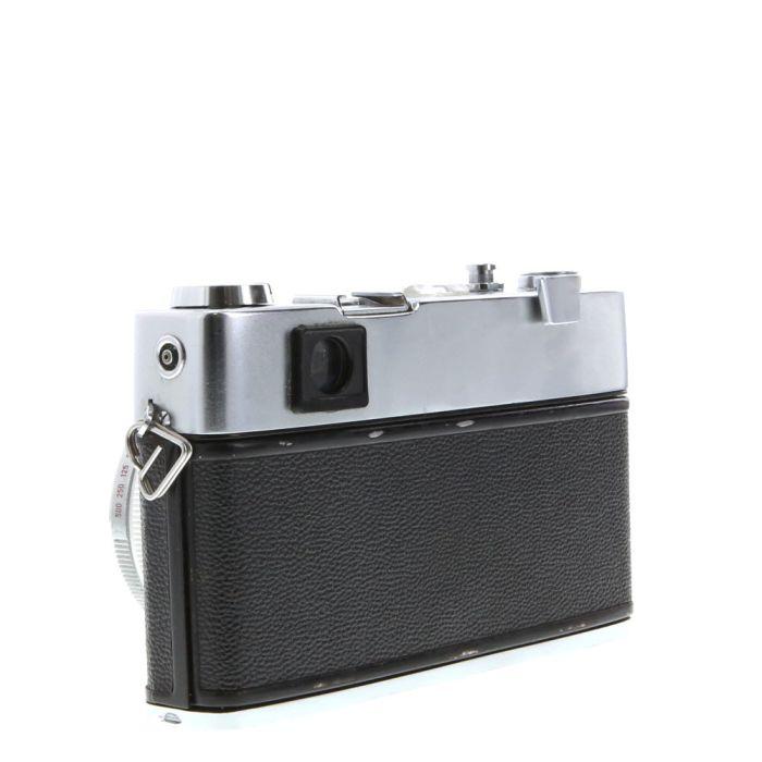Yashica Lynx 14E with 45mm F/1.4 Yashinon-DX Lens, 35mm Camera