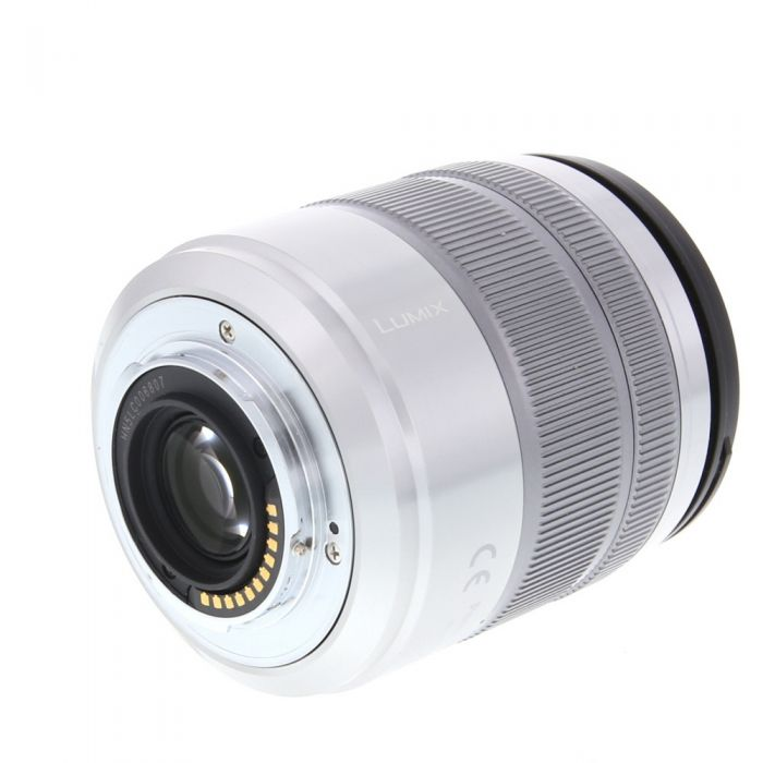Panasonic Lumix 14-140mm f/3.5-5.6 G Vario Asph, HD Power O.I.S. AF Lens for Micro Four Thirds System, Silver {58}