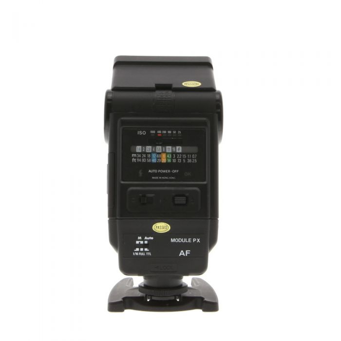 Quantaray QB 6500A TTL Flash with Module PX for Pentax AF {GN 78} (Bounce)