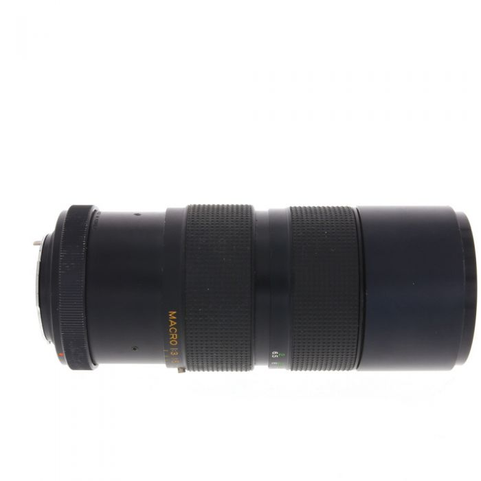 Chinar 85-210mm F/4.5 Macro Manual 2-Touch Focus Lens For Minolta MD Mount {58}
